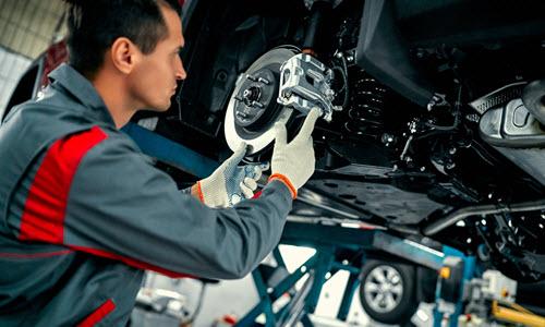 Audi Brake Service