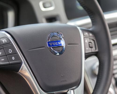 Volvo Steering
