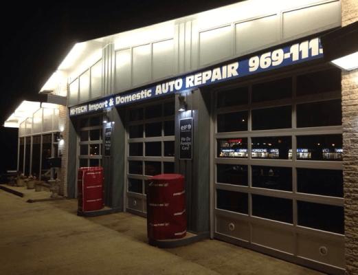 Hi-Tech Import Garage