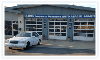 Hi-Tech Import Automotive Storefront